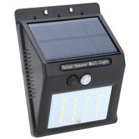 Đèn Năng Lượng Solar Powered Led Wall Light