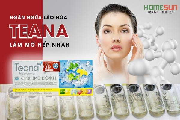 Serum Collagen Tươi Teana C1
