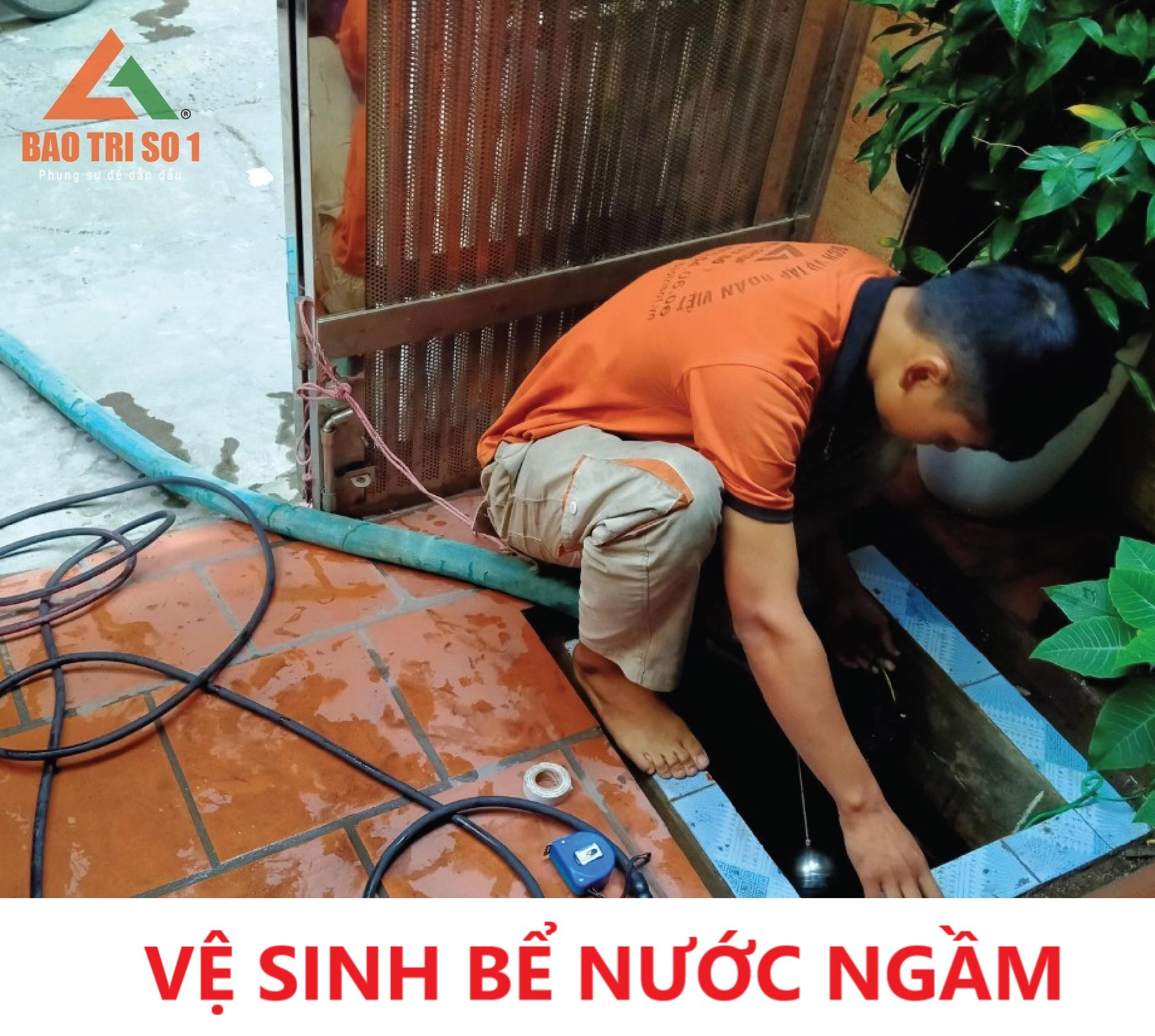 Ve Sinh Be Nuoc Ngam
